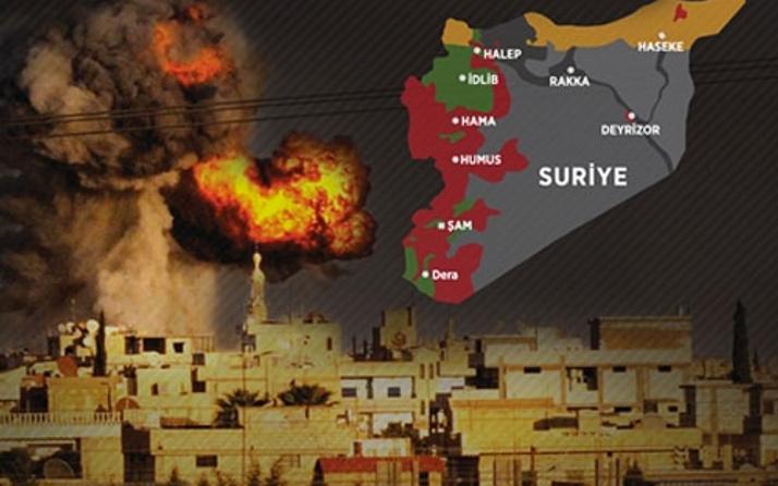 Suriye savaş haritası ABD'nin B Planı masada!