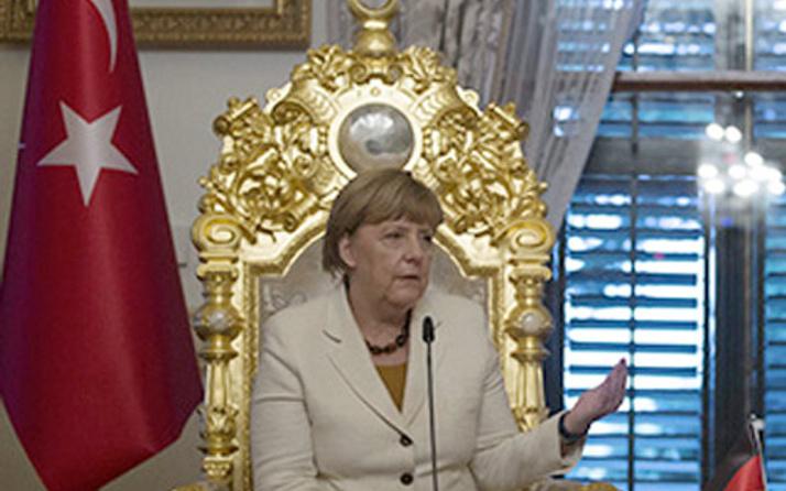 Angela Merkel'den flaş Türkiye kararı!