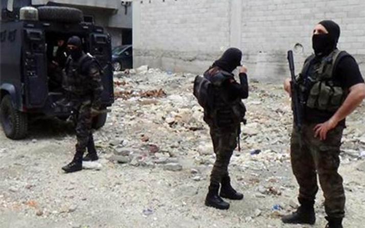 Her yerde aranan o PKK'lı bakın nerede yakalandı!