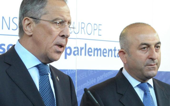 Lavrov ve Çavuşoğlu Çin'de görüşek mi?
