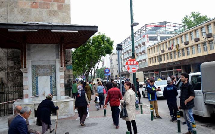 Bursa'da bir bomba ihbarı daha! Büyük panik