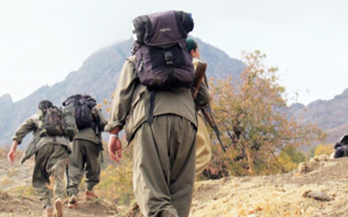 PKK'ya ağır darbe! Üst düzey 13 kişi öldürüldü