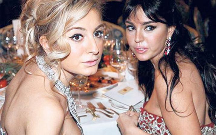Aliyev'in kızları da Panama skandalında!