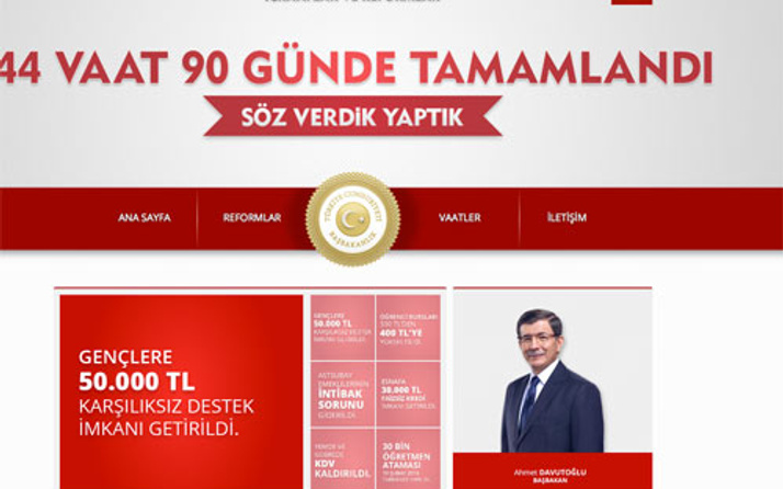 Reformlar internet sitesinden takip edilecek
