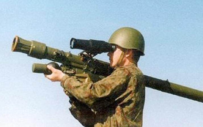PKK'nın kullandığı füze olay Afganistan uyarısı
