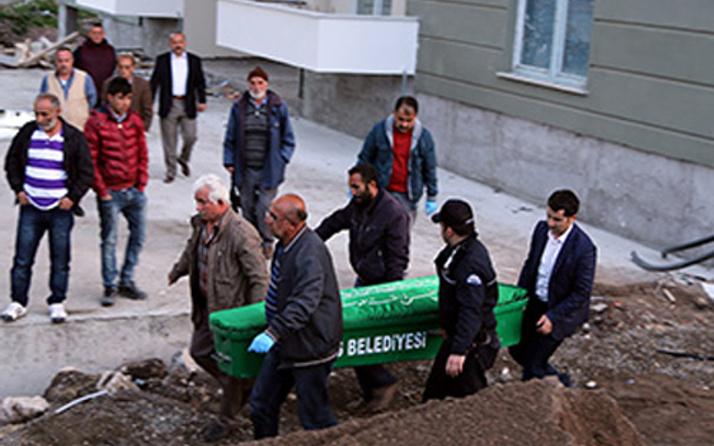 Afgan inşaat işçisi ilk iş gününde öldü!