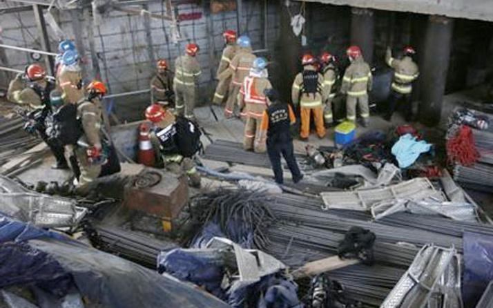 Metroda patlama çok sayıda ölü ve yaralı var!