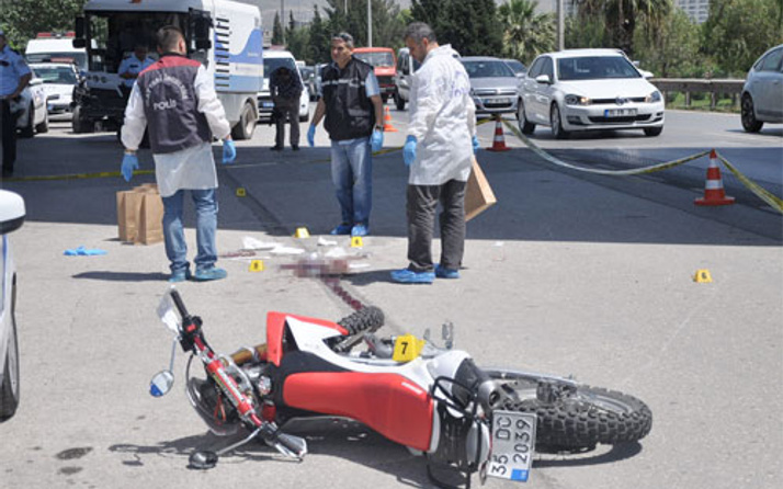 İzmir'den kötü haber 1 polis memuru şehit oldu!