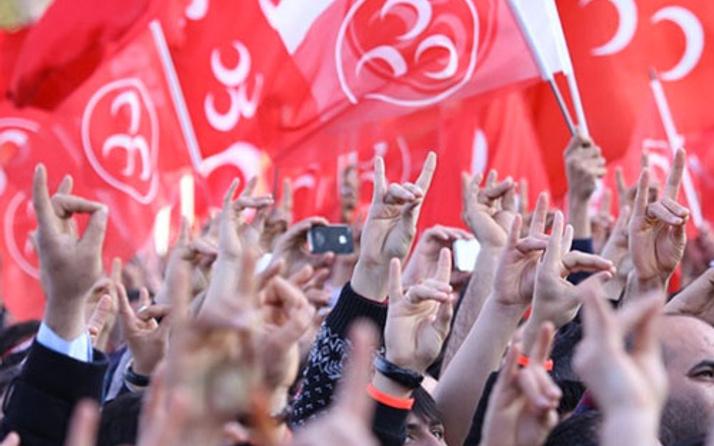 MHP kurultayında son karar ne çıktı MHP'den haberler