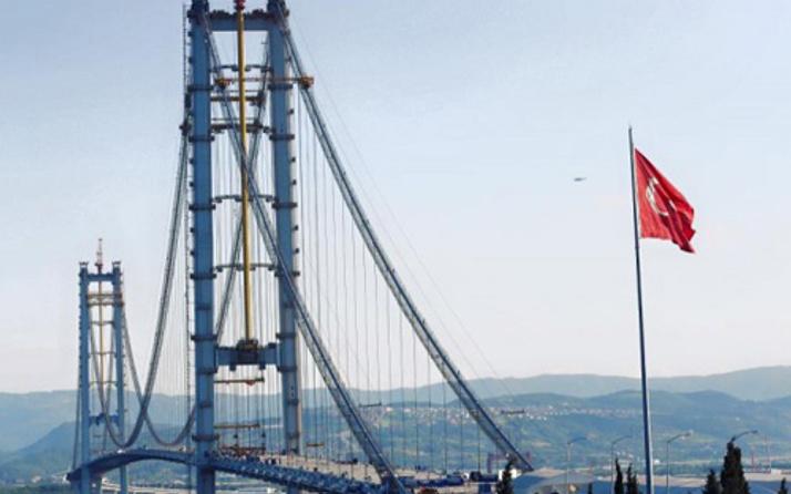 Bakan Arslan'dan Osmangazi Köprüsü eleştirilerine yanıt