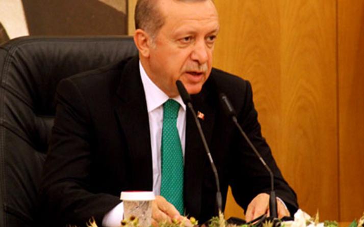 Erdoğan'dan darbe girişimine sert tepki