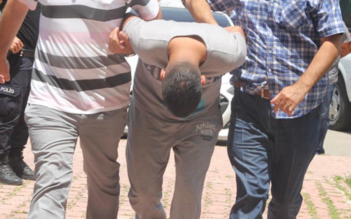 Elazığ FETÖ operasyonu 8 kişi gözaltında!