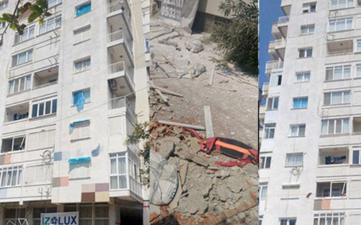 İzmir'de demir iskele faciası ölü ve yaralılar var