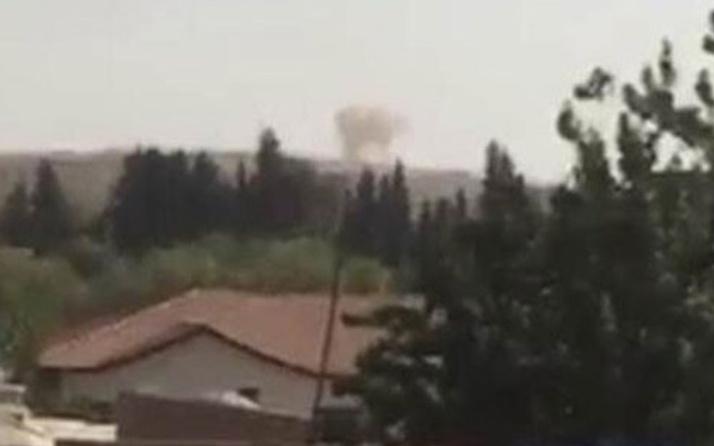 IŞİD roket attı TSK karşılık verdi!