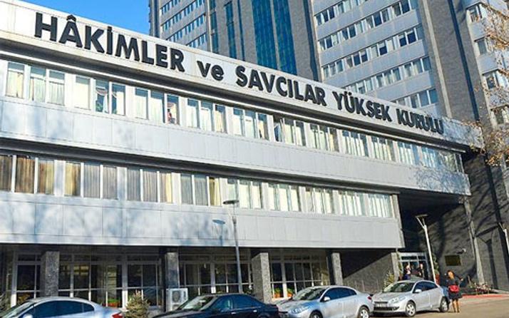 HSYK'dan hakim ve savcılara ihraç kararı!
