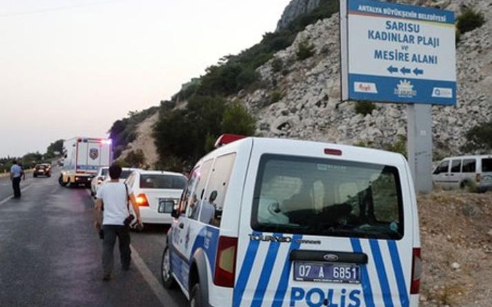 Antalya'yı korkutan patlama sesi!