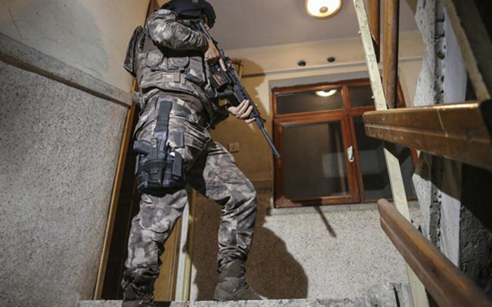 Ankara'da IŞİD'in öğrenci yurduna şafak operasyonu