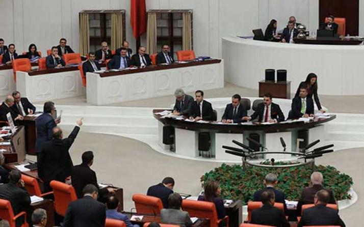 Meclis'te bu kez tutanak krizi çıktı!