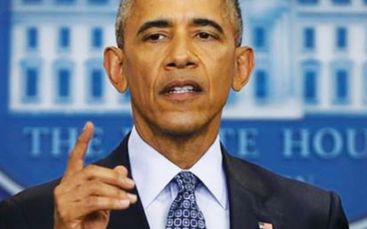 Obama gider ayak yaptı yapacağını ABD tarihinde benzeri yok!