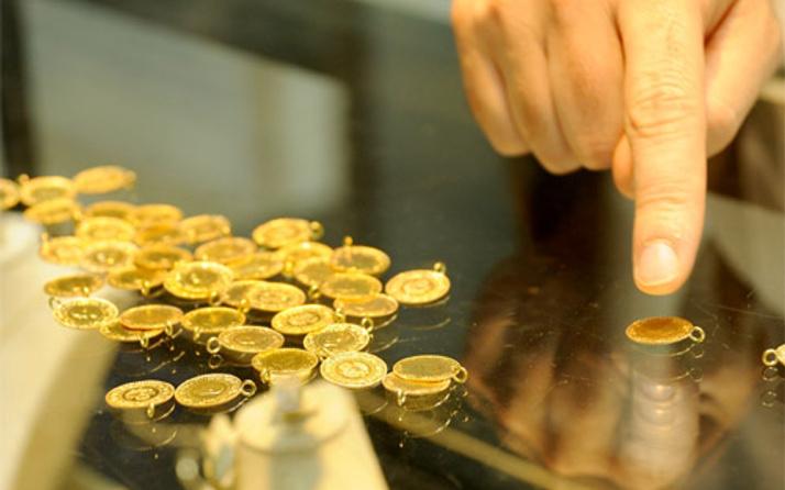 Borç aldığı 7 çeyrek altınla iş yeri açtı