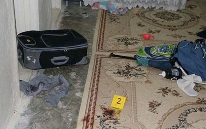 PKK'lı teröristler kadın temizlik işçisine saldırdı