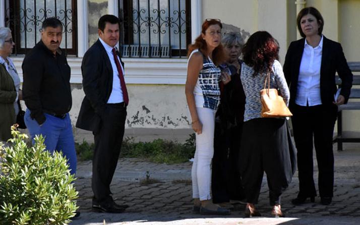 Muğla'daki PKK'lı cenazelerini HDP'li vekiller teslim aldı