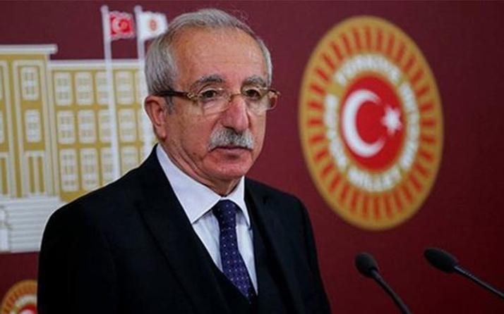 AK Partili Miroğlu ve eşi kaza geçirdi!