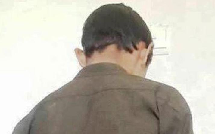 IŞİD'in 13 yaşındaki intihar bombacısı yakalandı!