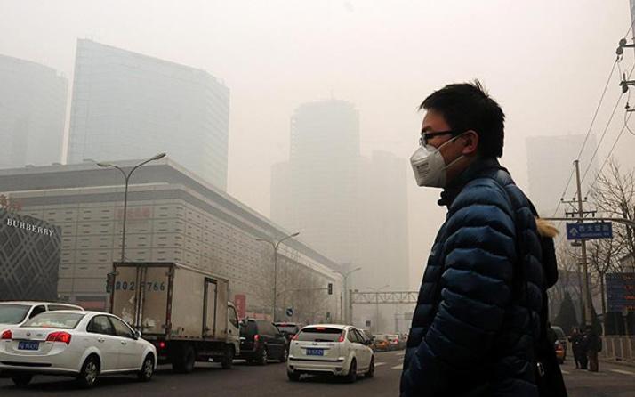 İnsanlığın en büyük düşmanı kirlilik '9 milyon kişi öldü'