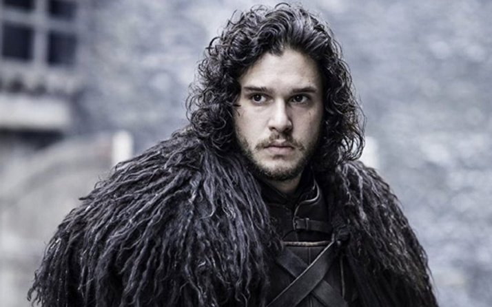 Jon Snow kostüm partisine 'Jon Snow' olarak gitti