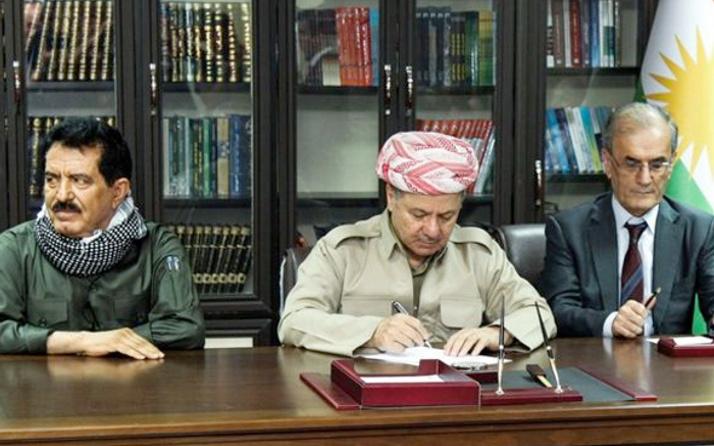 Kürtler arasında iç savaş mı çıkıyor? BBC'den olay haber