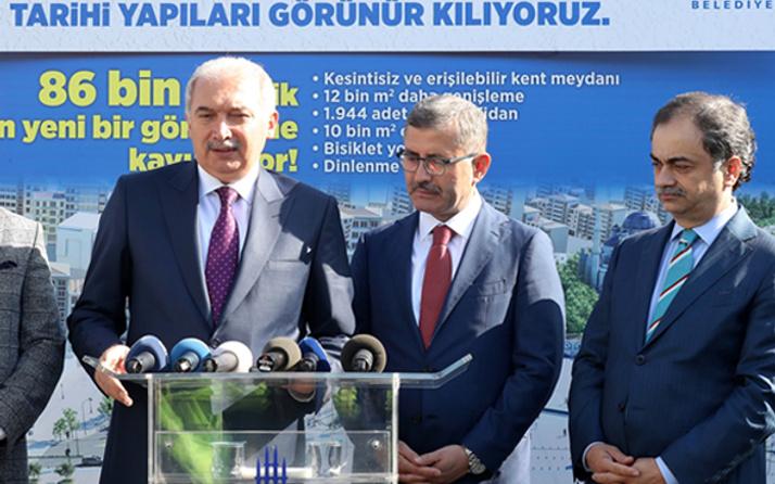 Mevlüt Başkan İstanbullulara ilk müjdesini verdi
