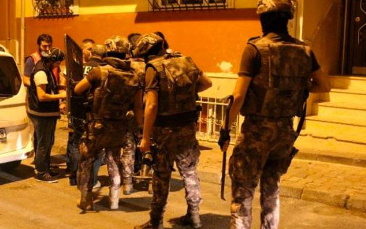 İstanbul'da 12 ilçede PKK/KCK operasyonu