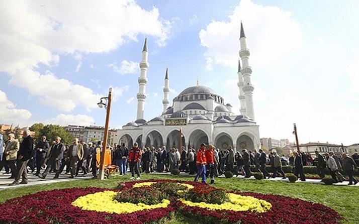 Melike Hatun kimdir Ankara'da camisi neden bu isim verildi?