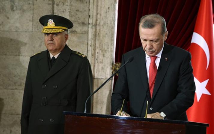 Cumhurbaşkanı Erdoğan'dan dikkat çeken mesaj: Bugün de...