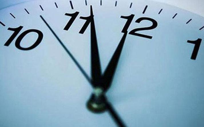 Saatinizi ayarlamayı unutmayın! Saat şu an kaç? kafalar karıştı...