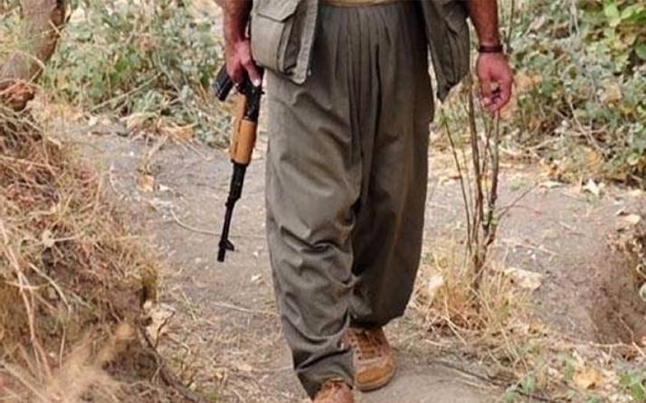 Muğla'da kaçan PKK'lılar kendisini patlattı!