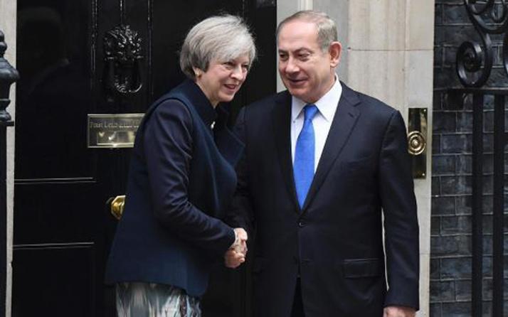 İngiltere ve İsrail anlaştı! İran'ı korkutacak gelişme