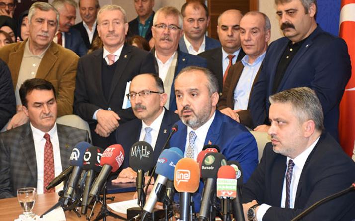 Bursa Belediye Başkanı kim oldu? Alinur Aktaş kimdir?
