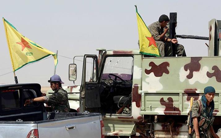 Pentagon'dan yeni PKK/PYD açıklaması