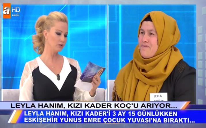 16 yaşında kuzeni tarafından tecavüze uğradı Müge Anlı'da skandal!