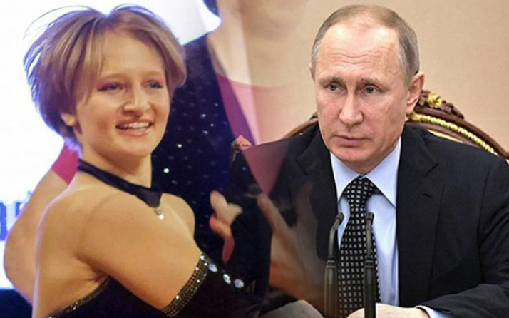 Putin'in sır gibi sakladığı kızı Katerina Tikhonova kimdir