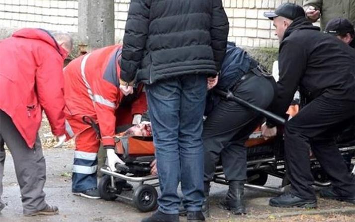 Mahkemede el bombası patladı: 2 ölü, 7 yaralı!