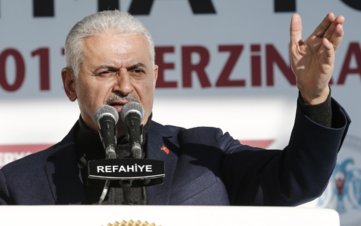 Başbakan Yıldırım'dan Refahiye'ye müjde