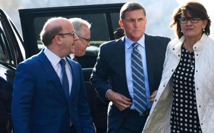 ABD'yi sarsan itiraf! Flynn itirafçı oldu