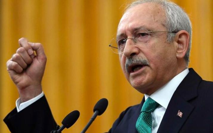 Kılıçdaroğlu'ndan Bakan Soylu için suç duyurusu!