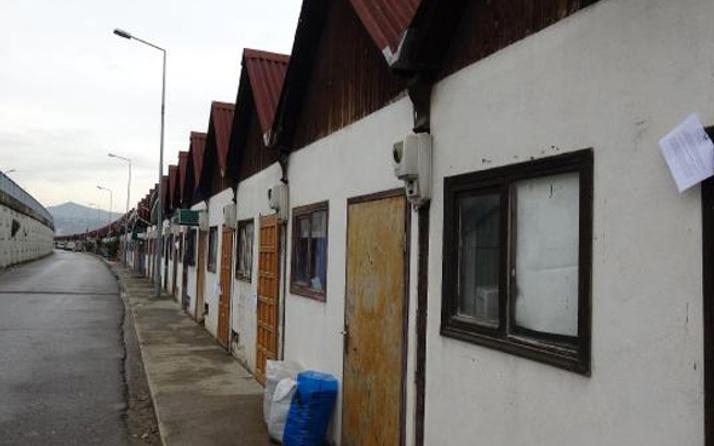 Trabzon'da Faroz balıkçı barınağına tahliye kararı