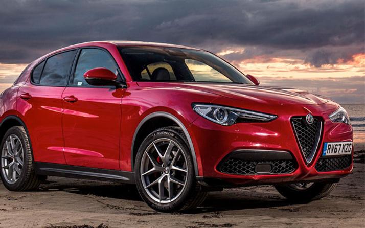 Otomobil tutkunlarının beklediği Alfa Romeo Stelvio geliyor