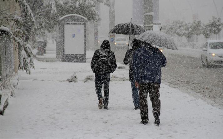 Karabük hava durumu fena kar geliyor okulları tatil olacak mı?
