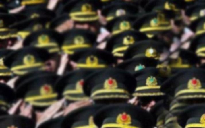Flaş gelişme! 22 Subayın rütbesi geri alındı!